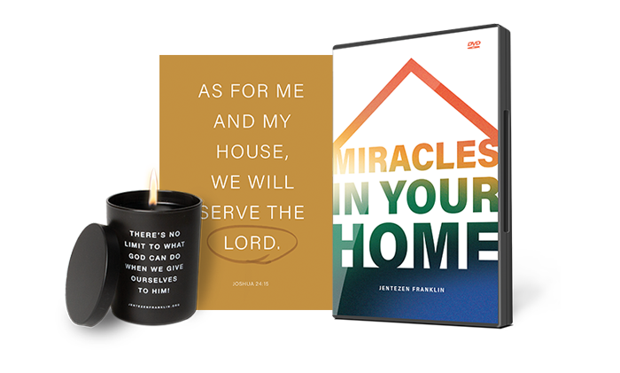 Miracles In Your Home Bundle