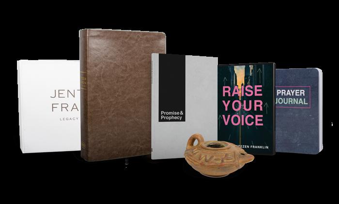 Raise Your Voice Gift Set