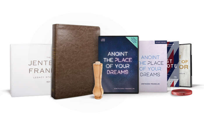 The Anointing Gift Set