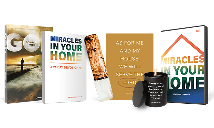 Miracles In Your Home Gift Set