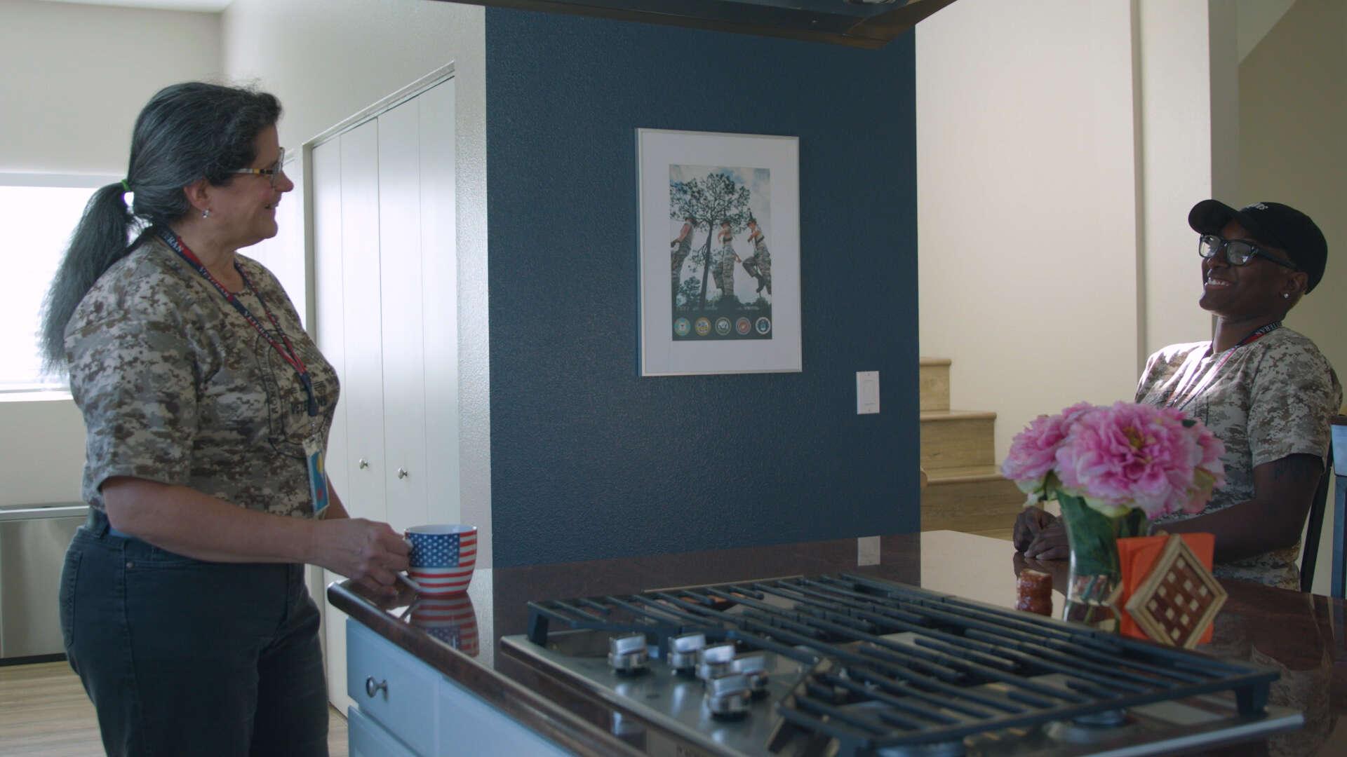Women's Veterans' Home Testimony   Valette Moore