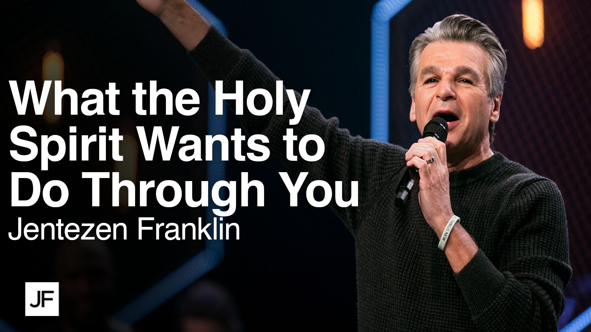 What the Holy Spirit Wants to Do Through You